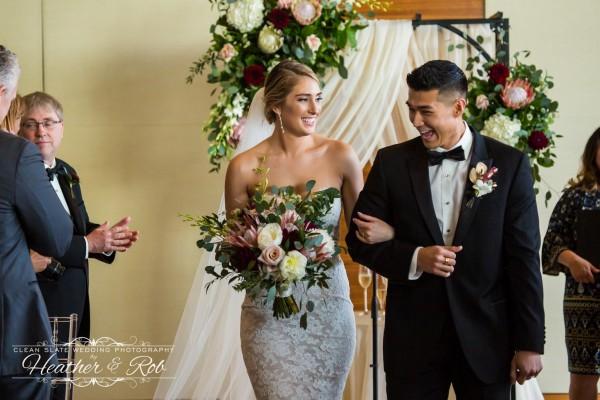 Julie & Denny Wedding Four Seasons Baltimore-152