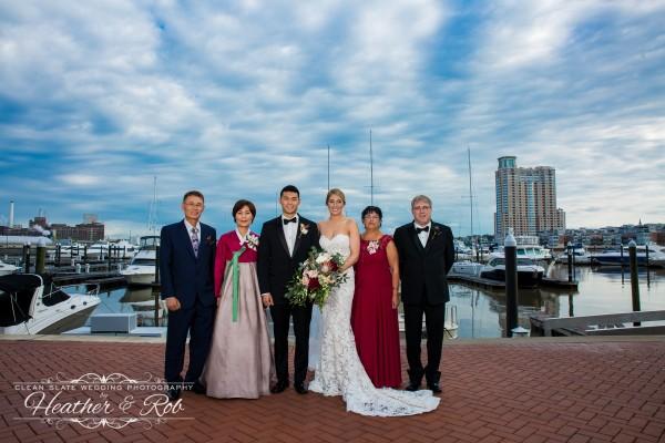 Julie & Denny Wedding Four Seasons Baltimore-154