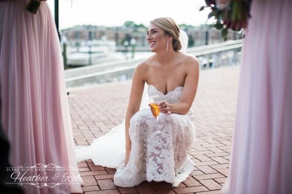 Julie & Denny Wedding Four Seasons Baltimore-156