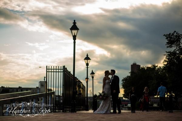 Julie & Denny Wedding Four Seasons Baltimore-157