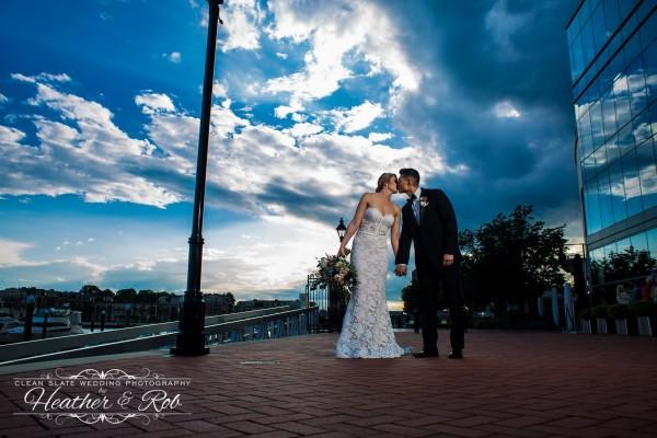 Julie & Denny Wedding Four Seasons Baltimore-160