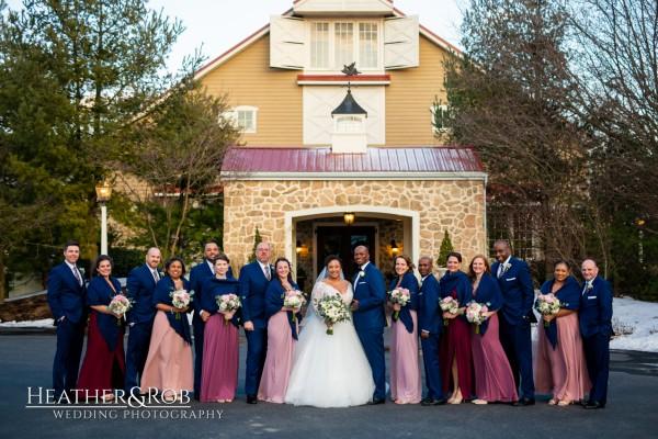 Leah & Jonathan Wedding Inn at Leola Village-170