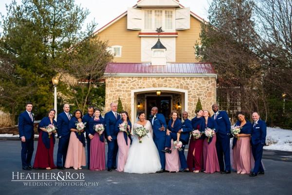 Leah & Jonathan Wedding Inn at Leola Village-171