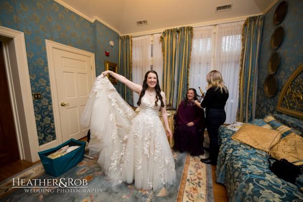 Savanah & Drew Wedding Gramercy Mansion-122