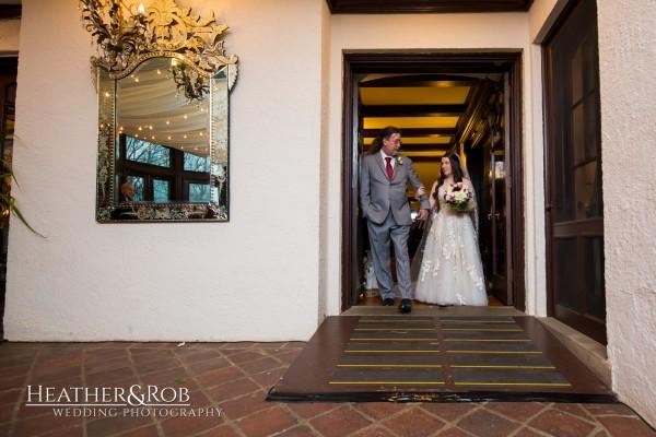 Savanah & Drew Wedding Gramercy Mansion-134