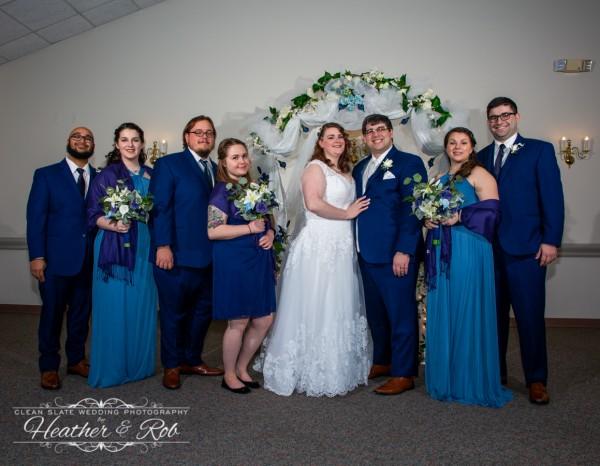 Stephanie & RJ Wedding Middleton Hall Waldorf-144