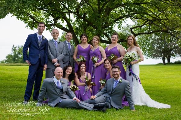 Stephanie & Stephen Stone Manor Countryclub Wedding-127