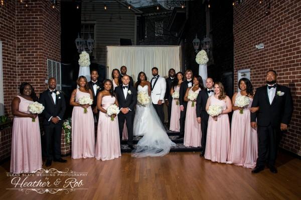 Tiffany & Drew Wedding Historic Inns of Annapolis-157