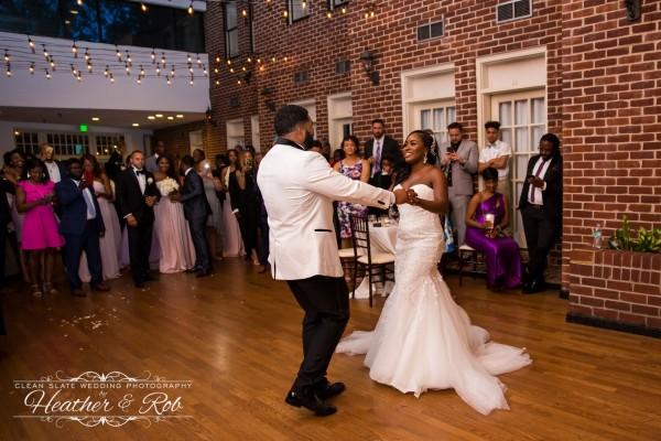 Tiffany & Drew Wedding Historic Inns of Annapolis-159